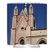 New Orleans 5 Shower Curtain