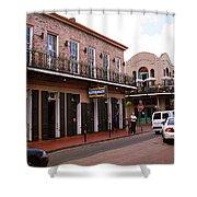 New Orleans Bourbon Street 2004 #43 Shower Curtain