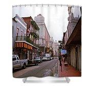 New Orleans Bourbon Street 2004 #45 Shower Curtain