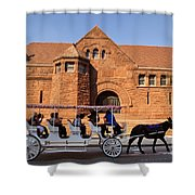 New Orleans Louisiana - Sightseeing Shower Curtain