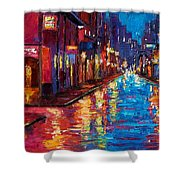 New Orleans Magic Shower Curtain
