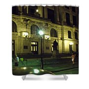 New Orleans Nights Shower Curtain