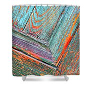 New Orleans Textures Shower Curtain