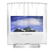 New Tomorrow Today Shower Curtain