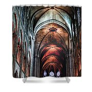 New York, Church Shower Curtain