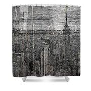 New York City 1 Shower Curtain