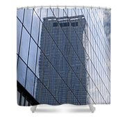 New York City Skyline No. 14 Shower Curtain