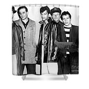 New York: Gang, C1959 Shower Curtain