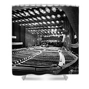 New York: Lincoln Center Shower Curtain