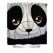New York State Chinese Lantern Festival 3 Shower Curtain