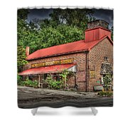 Newburgh Country Store Vignette Shower Curtain