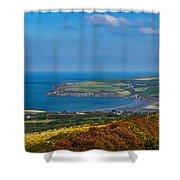 Newport Bay Shower Curtain