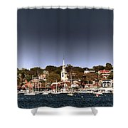 Newport Shower Curtain