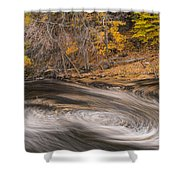 Newton Upper Falls Dual Whirlpool Newton Ma Shower Curtain