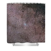 Ngc 6067 In Norma Star Cloud Shower Curtain
