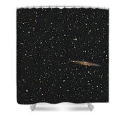 Ngc Eight Nine One And Abell Three Four Seven Shower Curtain