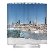 Niagara And Canada Shower Curtain