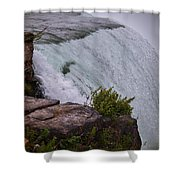 Niagara Fall Edge Shower Curtain