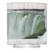 Niagara Falls 2 Shower Curtain
