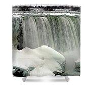 Niagara Falls 3 Shower Curtain