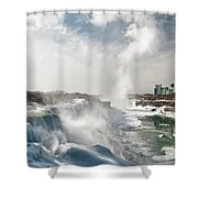 Niagara Falls 4601 Shower Curtain