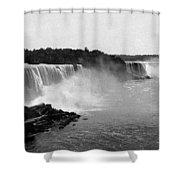 Niagara Falls, C1900 Shower Curtain