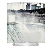 Niagara Falls Shower Curtain