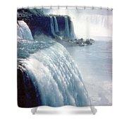 Niagara Falls New York State Shower Curtain