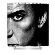 Nicolas Cage Shower Curtain