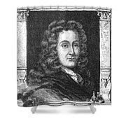 Nicolas L�mery, French Chemist Shower Curtain