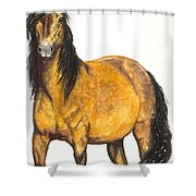 Nifty Shower Curtain