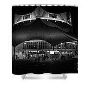 Night At The Circus Number Two Shower Curtain
