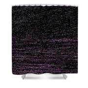 Night Blizzard Boston Harbor 1963 Shower Curtain by Eikoni Images