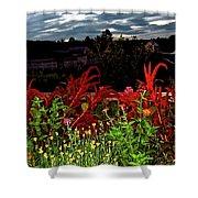 Night Garden Series 3 Shower Curtain