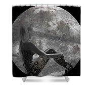 Night Hope V4 Shower Curtain