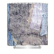 Night Images Shower Curtain