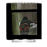 Night Neigobors Shower Curtain