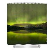 Night Sky Delight Shower Curtain