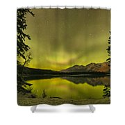 Night Sky Magic Shower Curtain