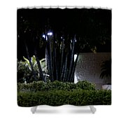 Night Time Psl Shower Curtain