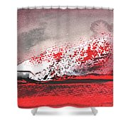 Nightfall 09 Shower Curtain