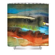 Nightfall 13 Shower Curtain