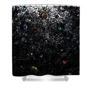 Nightmare Catcher Shower Curtain