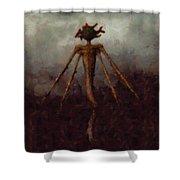 Nightmare Monster Shower Curtain