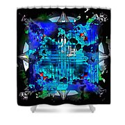 Nightmares And Dreamscapes Shower Curtain