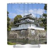 Nijo Castle Shower Curtain