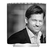 Nikolaj Coster-waldau 5 Shower Curtain
