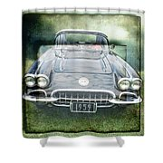 Nineteen Fiftynine Shower Curtain