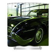 nineteen sixty two T bird Shower Curtain
