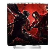 Ninja Gaiden 3 Shower Curtain